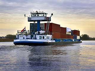 Havengeldtarieven in Nederland stijgen met gemiddeld 3,1%